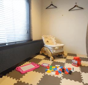 完全個室、予約制のプライベートサロン